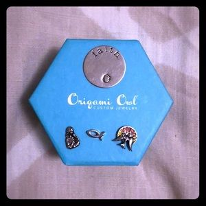 Origami Owl Brand Faith Bundle